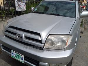 Toyota 4-Runner 2006 Limited 4x4 V6 Silver | Cars for sale in Lagos State, Amuwo-Odofin