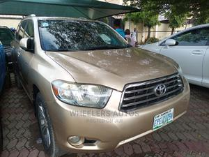 Toyota Highlander 2009 Sport 4x4 Gold | Cars for sale in Lagos State, Amuwo-Odofin