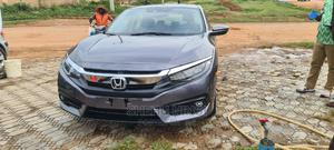 Honda Civic 2016 Gray | Cars for sale in Abuja (FCT) State, Central Business District