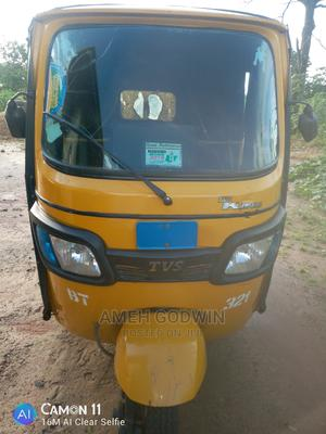 TVS Apache 180 RTR 2019 Yellow   Motorcycles & Scooters for sale in Benue State, Makurdi