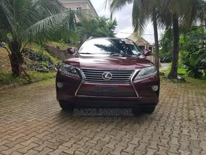 Lexus RX 2013 Red | Cars for sale in Lagos State, Maryland