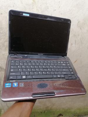 Laptop Toshiba Satellite C840 2GB Intel Core I5 HDD 40GB | Laptops & Computers for sale in Lagos State, Victoria Island