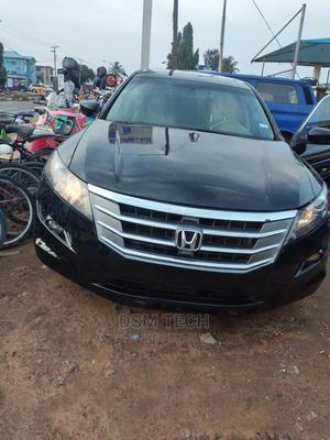 Honda Accord Crosstour 2010 EX Black | Cars for sale in Lagos State, Ikotun/Igando