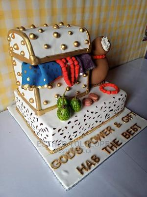 Traditional Wedding Cakes   Party, Catering & Event Services for sale in Ogun State, Ado-Odo/Ota