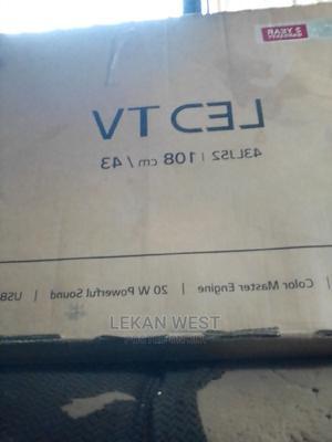 LG Led Tv 43 Inch | TV & DVD Equipment for sale in Lagos State, Alimosho