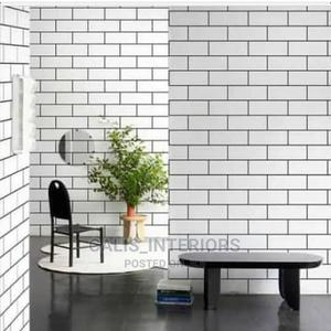 3D Brick Wallpaper   Home Accessories for sale in Lagos State, Ajah