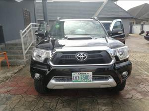 Toyota Tacoma 2015 Black | Cars for sale in Lagos State, Isolo