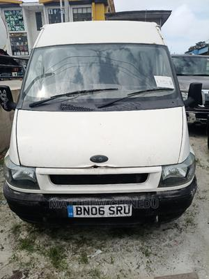 Tokunbo Ford Transit Van, Right Hand Drive, Sound Engine   Buses & Microbuses for sale in Lagos State, Amuwo-Odofin