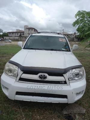Toyota 4-Runner 2006 Limited 4x4 V8 Off White | Cars for sale in Lagos State, Amuwo-Odofin