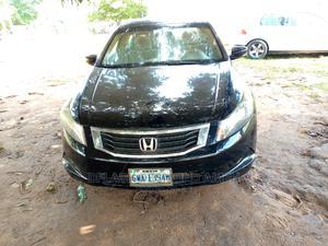 Honda Accord 2008 2.0 Comfort Black | Cars for sale in Abuja (FCT) State, Lokogoma