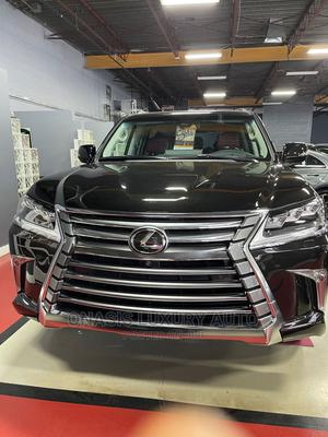 New Lexus LX 2021 570 AWD Black | Cars for sale in Lagos State, Lekki