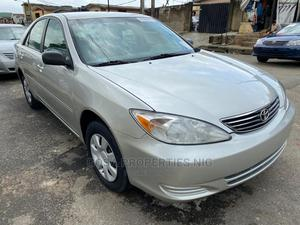 Toyota Camry 2005 Silver | Cars for sale in Lagos State, Ogudu