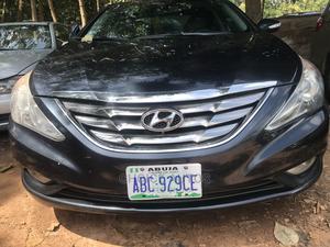 Hyundai Sonata 2014 Black | Cars for sale in Abuja (FCT) State, Gaduwa