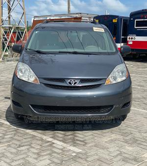 Toyota Sienna 2006 LE AWD Green   Cars for sale in Lagos State, Lekki