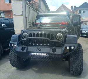 Jeep Wrangler 2015 Black   Cars for sale in Lagos State, Amuwo-Odofin