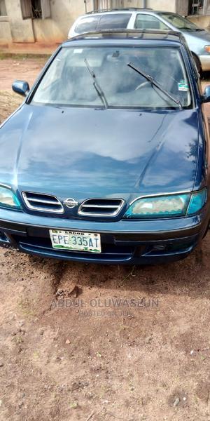 Nissan Primera 1996 2.0 Blue | Cars for sale in Ogun State, Ijebu Ode
