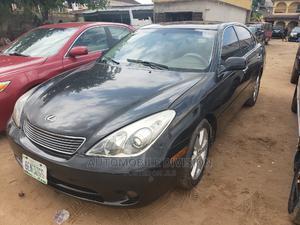 Lexus ES 2006 Black   Cars for sale in Lagos State, Alimosho