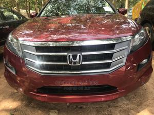 Honda Accord Crosstour 2011 EX-L AWD Red   Cars for sale in Abuja (FCT) State, Gaduwa