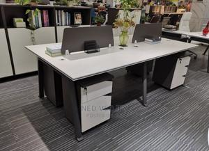 Workstation Table by 4 by 6 | Furniture for sale in Lagos State, Amuwo-Odofin