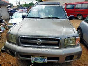 Nissan Pathfinder 2003 SE RWD SUV (3.5L 6cyl 4A) Gray | Cars for sale in Lagos State, Ifako-Ijaiye