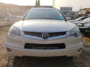 Acura RDX 2008 Automatic White | Cars for sale in Lagos State, Ikeja