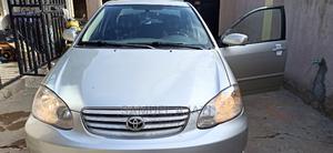 Toyota Corolla 2004 Sedan Automatic Silver | Cars for sale in Abuja (FCT) State, Garki 1