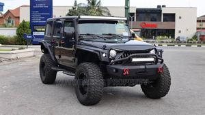 Jeep Wrangler 2018 Sport 4x4 Black   Cars for sale in Lagos State, Lekki