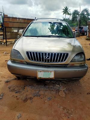 Lexus RX 2001 300 Gold | Cars for sale in Lagos State, Ifako-Ijaiye