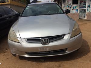 Honda Accord 2004 Silver   Cars for sale in Lagos State, Abule Egba