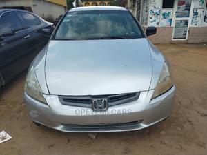 Honda Accord 2004 Silver   Cars for sale in Lagos State, Ifako-Ijaiye