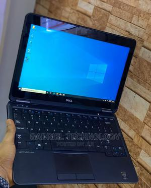 Laptop Dell Latitude E7240 8GB Intel Core I7 SSD 256GB   Laptops & Computers for sale in Lagos State, Ikeja