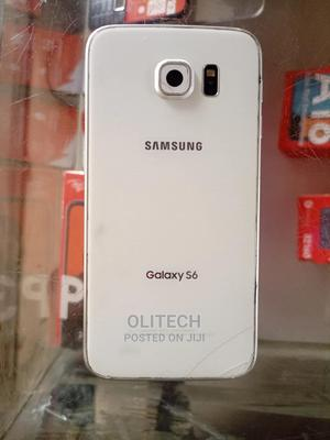 Samsung Galaxy S6 32 GB White   Mobile Phones for sale in Ondo State, Akure