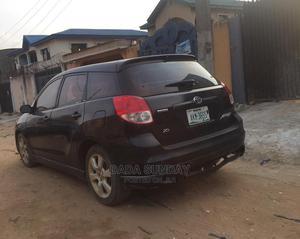 Toyota Matrix 2004 Black | Cars for sale in Lagos State, Alimosho
