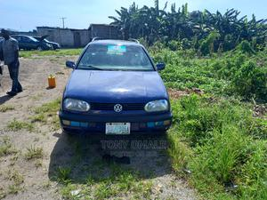 Volkswagen Golf 1999 2.0 Blue   Cars for sale in Abuja (FCT) State, Kubwa