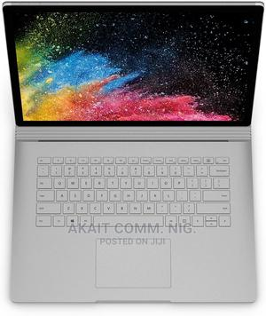 New Laptop Microsoft Surface Book 2 16GB Intel Core I7 SSD 512GB | Laptops & Computers for sale in Lagos State, Ikeja