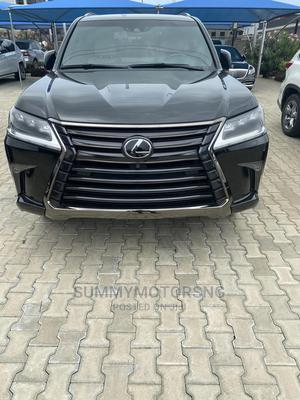 Lexus LX 2019 570 (5 Seats) AWD Black | Cars for sale in Lagos State, Lekki