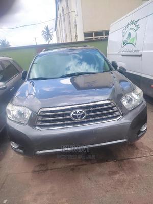 Toyota Highlander 2008 Sport Gray   Cars for sale in Lagos State, Alimosho