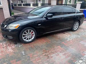 Lexus GS 2007 300 Black | Cars for sale in Lagos State, Lekki
