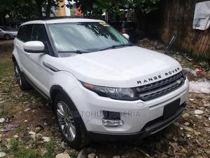 Land Rover Range Rover Evoque 2012 Coupe Dynamic White | Cars for sale in Lagos State, Amuwo-Odofin