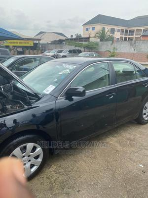 Toyota Camry 2007 Black   Cars for sale in Rivers State, Port-Harcourt