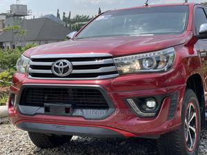 Toyota Hilux 2018 Red | Cars for sale in Abuja (FCT) State, Jabi