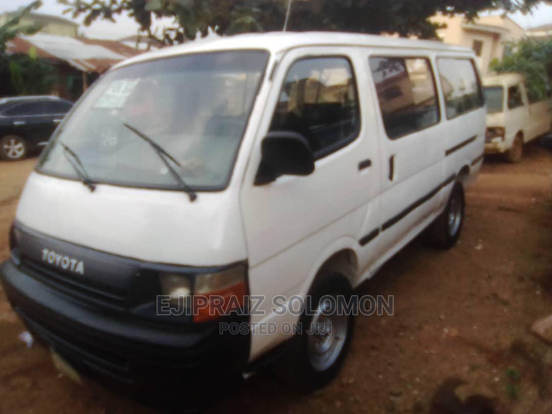 Toyota Hiace Bus 1998   Buses & Microbuses for sale in Surulere, Lagos State, Nigeria