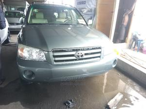 Toyota Highlander 2006 Sport Green | Cars for sale in Lagos State, Apapa