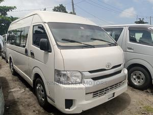 Toyota Hiace High Roof 2012 | Buses & Microbuses for sale in Lagos State, Apapa