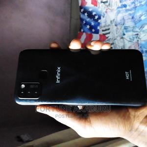 Infinix Hot 10 Lite 32 GB Black   Mobile Phones for sale in Rivers State, Ikwerre