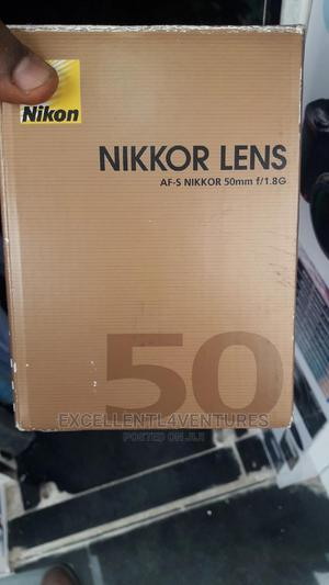Nikon Lens 50mm | Accessories & Supplies for Electronics for sale in Lagos State, Ikeja