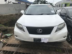 Lexus RX 2010 350 White   Cars for sale in Ondo State, Akure