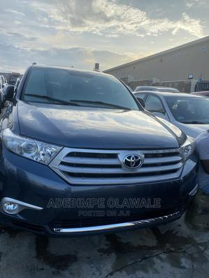 Toyota Highlander 2012 SE Blue   Cars for sale in Oyo State, Ibadan