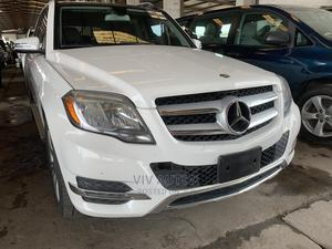 Mercedes-Benz GLK-Class 2014 350 4MATIC White   Cars for sale in Lagos State, Apapa