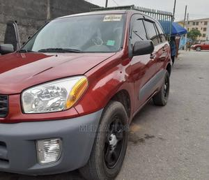 Toyota RAV4 2003 Automatic Red   Cars for sale in Lagos State, Yaba